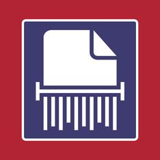 American Document Shredding Icon